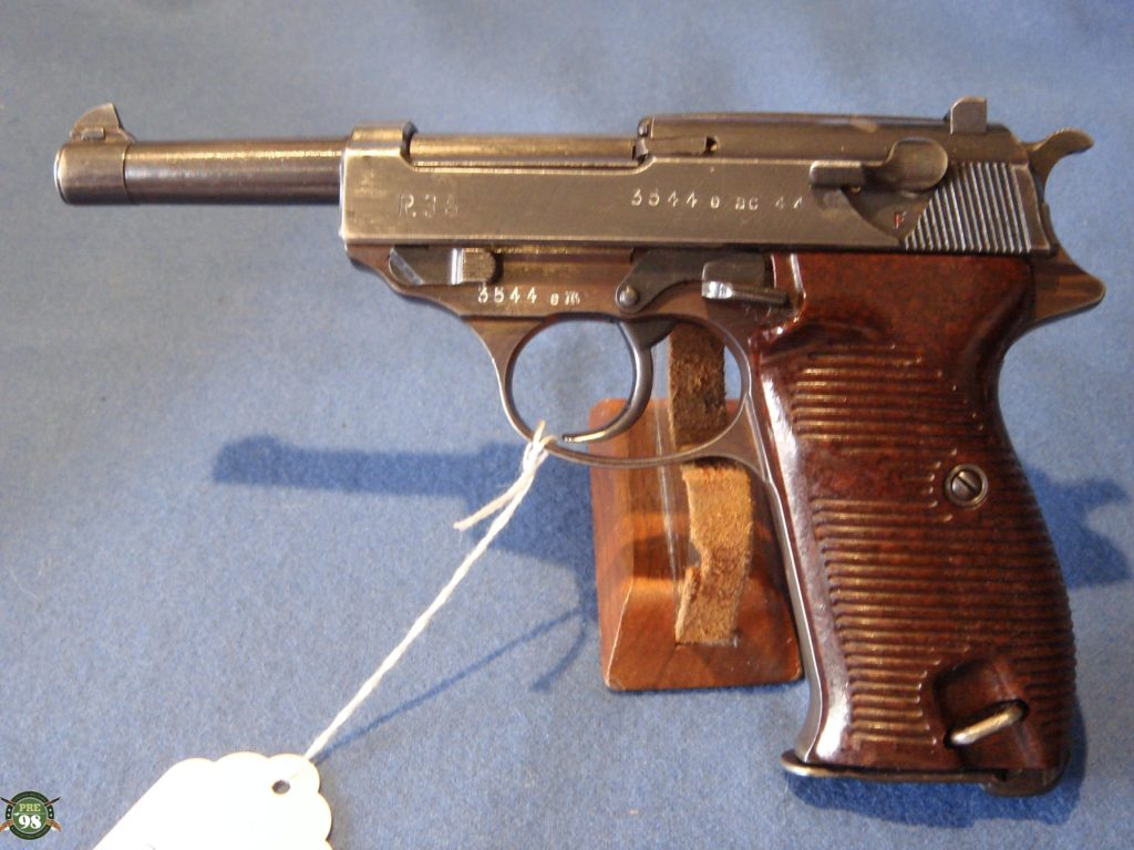 Walther p38 ac 44 dating 7