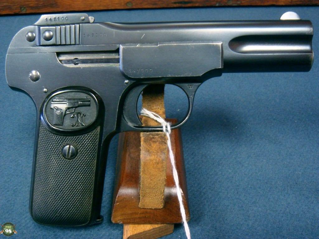 FN model 1900 Pistol