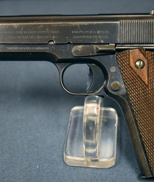 preview EXCEPTIONAL COLT 1911 US ARMY     SHIPPED JULY, 1914 TO THE BENICIA  ARSENAL, CALIFORNIA      STUNNING EXAMPLE OF A CALI COLT!!! | Pre98