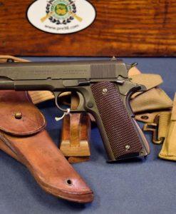 PRE WW2 COLT 1911A1 US ARMY PISTOL