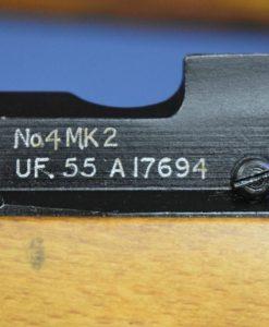 NEW No4. Mk2. (F) LEE ENFIELD RIFLE