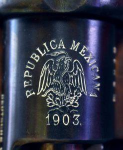 DWM 1902 MEXICAN MAUSER RIFLE